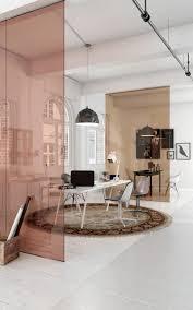 office stylish window blind on minimalist office design feat
