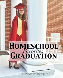 homeschool graduation cap and gown homeschool graduation favorites hodgepodge