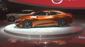 nissan sport sedan 2014 detroit auto show nissan sport sedan concept presentation