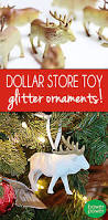easy glitter ornaments from kid u0027s toys christmas ornament