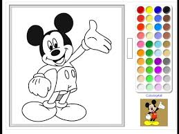 Mickey Mouse Photo Album Watch Image Photo Album Mickey Mouse Clubhouse Coloring Books At