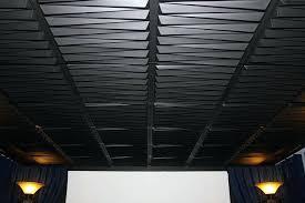 black drop ceiling how to paint tiles blog
