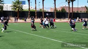 Flag Football Equipment 8 Ballers Highlights Las Vegas Nv Flag Football World