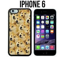Phone Case Meme - com mr doge meme custom made case cover skin for iphone 6