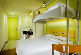 Budget Bunk Beds 2 A Room With Bunk Bed At Ibis Budget Hotel Cikini Photo