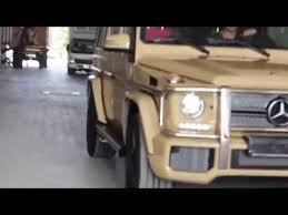mercedes g63 u0026 65 painted desert sand beige youtube