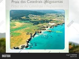 Northern Spain Map by A Coruna Spain May 29 2016 Turist Sign And Map Of Cathedrals