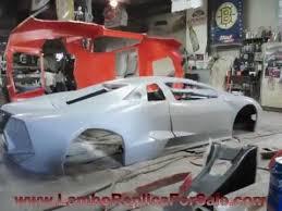 build a lamborghini kit car lamborghini reventon replica kit car project mold is complete