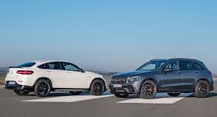 mercedes amg suv price mercedes amg glc 63 suv and coupe pricing announced edition 1