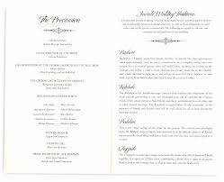 ceremony program template stunning ceremony program templates photos entry level resume