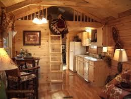small log home interiors loft overlooking living room zelne