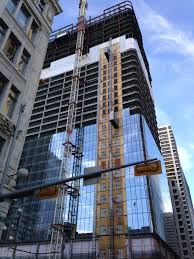 Brookfield Place Map Pictures Show Western Canada U0027s Tallest Building Rising Quickly