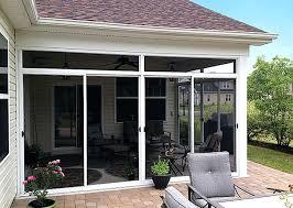 screened patio enclosures jacksonville fl patio enclosures in