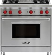Wolf 36 Electric Cooktop Gr364glpwolf Wolf 36