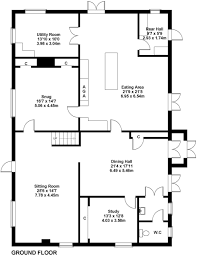 Piggery Floor Plan Design by 6 Bedroom Detached House For Sale In Holmes Chapel Road Lower