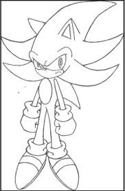 coloring pages sonic sonic characters coloring pages coloring pages pinterest