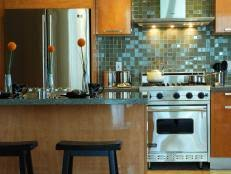 Kitchen Copper Backsplash Copper Backsplash Ideas Pictures Tips From Hgtv Hgtv