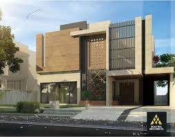 home design architecture pakistan contemporary residence at park view by maa wa architects 1 kanal