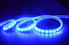 how many feet of christmas lights for 7 foot tree cbconcept 6 6 feet 120 volt high output led smd5050 flexible flat