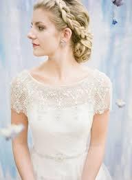 73 unique wedding hairstyles for different necklines 2017 part 2