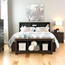 Bed Bookcase Headboard Oak Bookcase Headboard Espresso Full Queen Bookcase Headboard Free