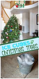 ice cubes and christmas trees they work for me life as mom