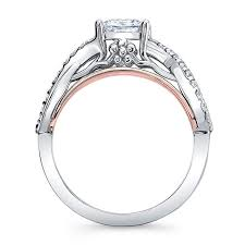 cut engagement ring barkev s princess cut engagement ring 8018ltwrv
