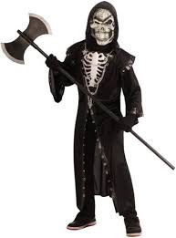 Grim Reaper Costume Crazy For Costumes La Casa De Los Trucos 305 858 5029 Miami