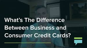 Business Credit Card Instant Approval What U0027s The Difference Between Business Credit Cards And Consumer