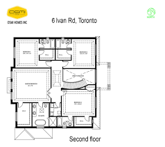toronto floor plans 6 ivan road toronto u2013 osmi homes