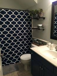 Brown And Blue Bathroom Ideas Brown And Blue Bathroom Decorboys Bathroom Remodel Industrial