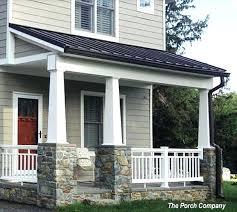 Ideas For Deck Handrail Designs Porch Handrail Design Vinyl Porch Railing Ideas For Porches And