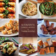 10 favorite recipes for thanksgiving saucy spatula