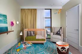 Modern Nursery Decor 20 Friendly And Modern Nursery Room Design Ideas