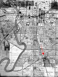 Indiana State University Campus Map by Hi Mailbag The Garfield Park Area Historic Indianapolis All