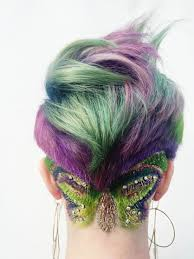 butterfly hair get the look all that glitters butterfly hair beauty launchpad