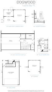 dogwood elevation e welcome to realstar homes dogwood floor plan options