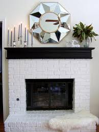 fireplace decorating ideas for your home decorate your mantel for winter hgtv