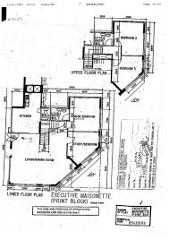 maisonette floor plan hdb history photos and floor plan evolution 1930s to 2010s
