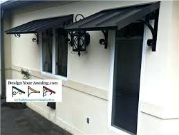 Awning Over Front Door Front Door Wood Awnings For Home Fabric Awnings Front Door Awnings