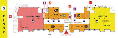 shopping center floor plan gopalan signature mall bangalore malls top 10 mall in bangalore