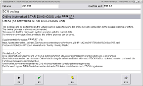 benz online scn coding 奔驰维修在线编程设码服务 mercedes benz bmw