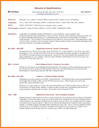 9 skills and abilities resume example cv for teaching