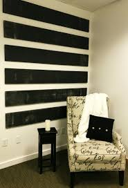 Unique Bedroom Wall Treatments Add Character To A Room With A Large Plank Wall Treatment