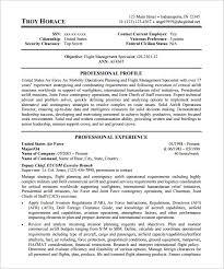 Veteran Resume Examples by Federal Resume Template 10 Federal Resume Templates And Builder