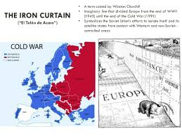 Who Coined The Phrase The Iron Curtain U8 Decolonisation U0026 Cold War