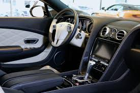 bentley steering wheel 2015 bentley continental gt v8 s stock 6nc058677d for sale near