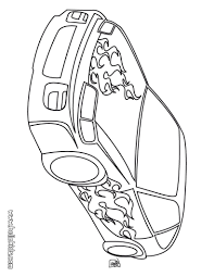 coloring pages for kids sport cars ideas car printable free police