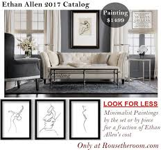 ethan allen home decor 2017 get the look for less