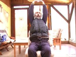 Armchair Yoga For Seniors Chair Yoga For Seniors Gains In Popularity Yoga For The Elderly